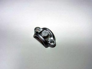 レバークランプ MT6・HS33 アルミ シルバー