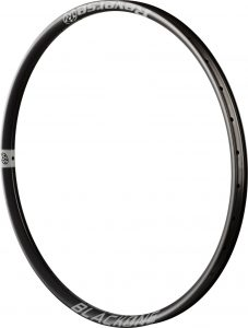 Black ONE 35-TR 27.5インチリム (Black/Gray) - リバースコンポーネンツ